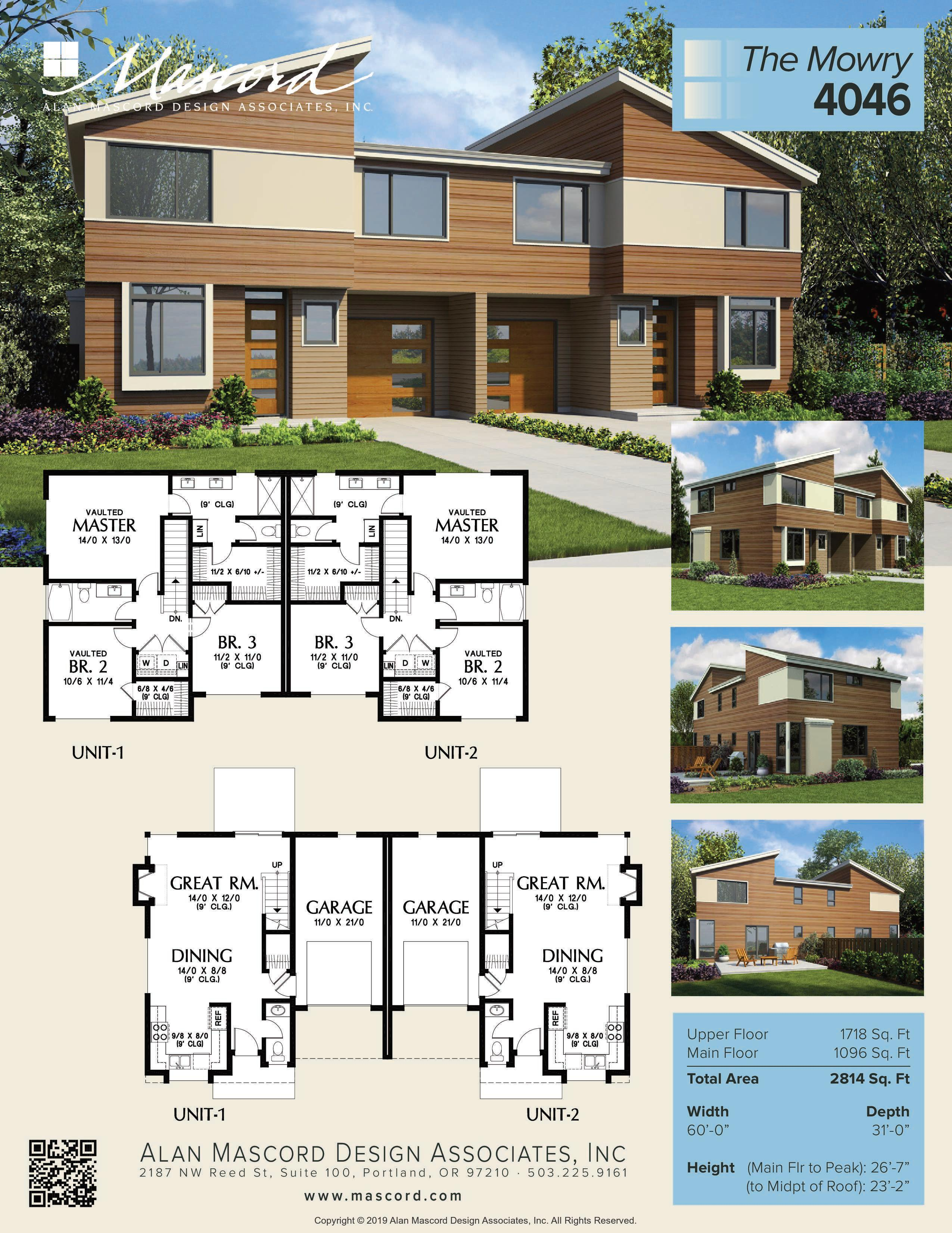 Multi Units Townhomes 3 Bedrooms 2.5 Bathrooms-page-001